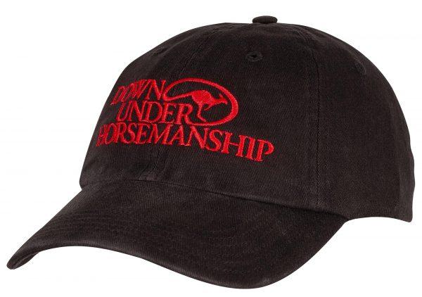 Downunder Horsemanship Logo Cap